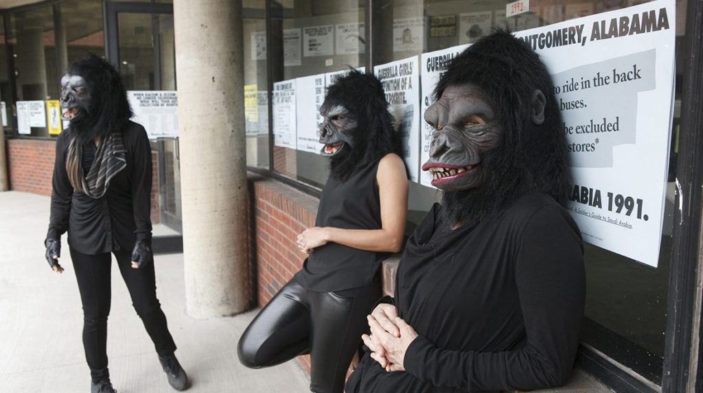 Guerrilla-Girls-by-Andrew-Hindraker-2015-1170x655